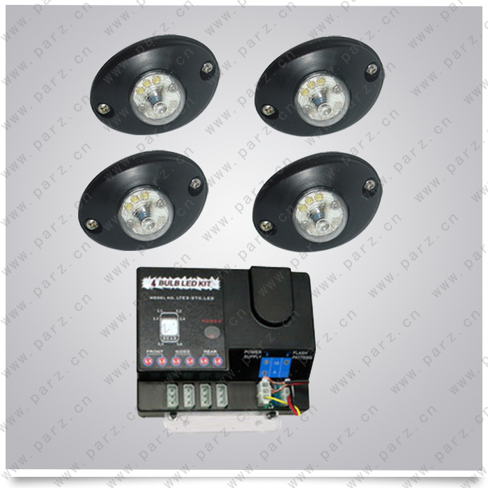 LTD307-4 LED strobe kits